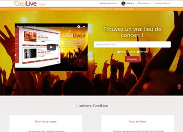CoolLive : http://www.coollive.fr