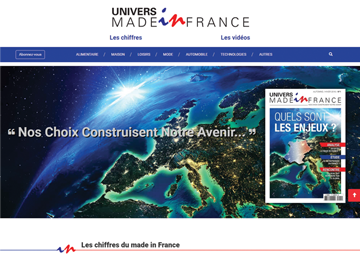 Univers Made in France : http://www.univers-madeinfrance.fr
